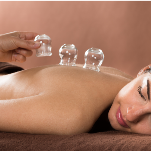 30 Minute Cupping Therapy