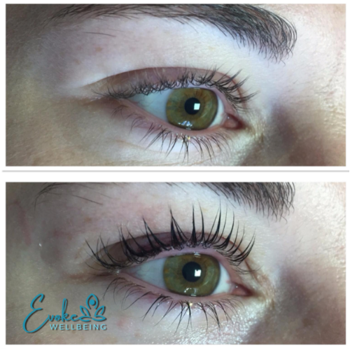 Lash Lift and Tint *Patch test required*