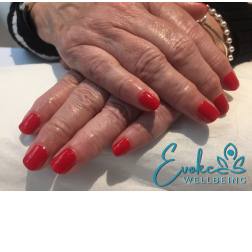 Gel Manicure and Removal of old Gel Polish